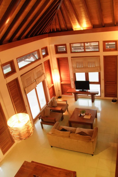 Area Bawah Tower Suite - YourBandung
