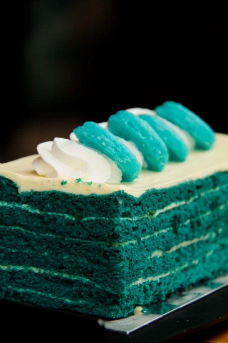 Blue Velvet La Patisserie - YourBandung