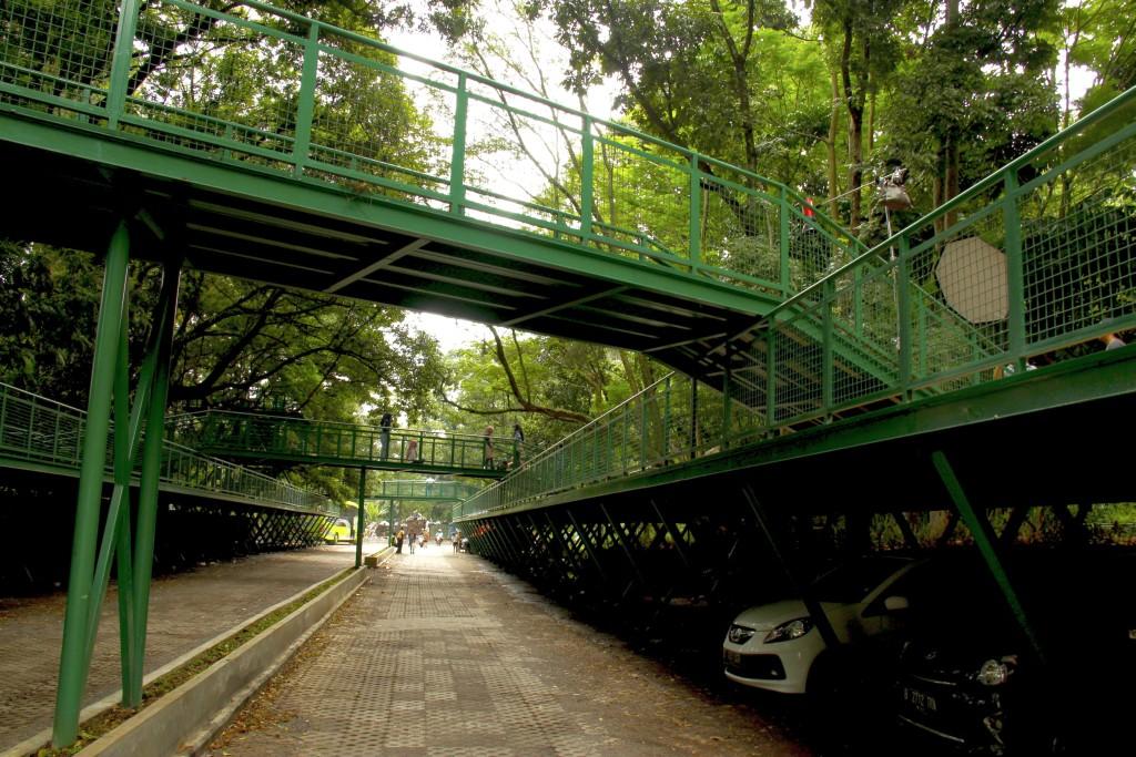 Hutan kota Babakan Siliwangi